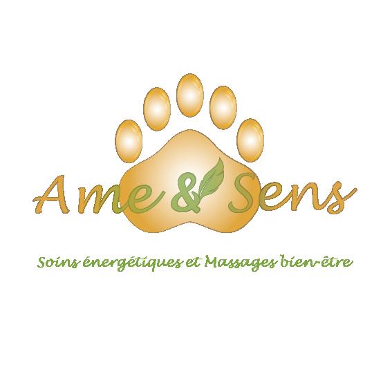 Logo - Ame & Sens